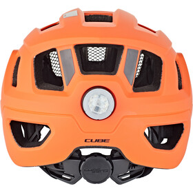 Cube Cinity Casque, orange